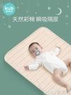 可優比嬰兒隔尿墊防水可洗新生兒護理墊寶寶用品純棉透氣床單超大 【快速出貨】