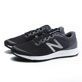 NEW BALANCE 休閒鞋 慢跑鞋 黑白 輕量 D楦 女 (布魯克林) WFLSHLK4