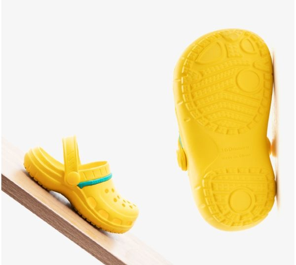 親子款 洞洞鞋 沙灘鞋 女童 男童 沙灘海邊 夏天 橘魔法 Baby magic 現貨 親子裝