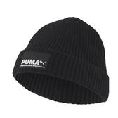 Puma Progressive 毛帽 黑色 毛球 毛帽 男 女 毛帽 保暖 聖誕禮物 運動毛帽 02285101