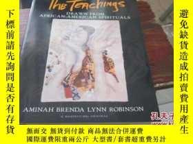二手書博民逛書店the罕見teachings drawn from african-american spirituals 【英文