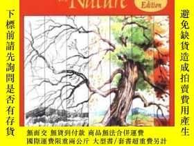 二手書博民逛書店The罕見Sierra Club Guide To Sketching In Nature, Revised Ed