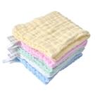 毛巾寶寶口水巾洗臉巾兒童小方巾新生兒用品夏季薄款【快速出貨】