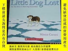二手書博民逛書店Little罕見Dog Lost (The True Story of a Brave Dog Named Bal