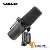 【缺貨】專業麥克風 動圈式 麥克風美國專業品牌 SHURE SM7B 人聲專用 【演講/錄音室/廣播專用】