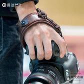 單反相機手腕帶快攝相機帶防摔微單腕帶【時尚大衣櫥】