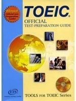 二手書博民逛書店 《OFFICIAL TEST-PREP ARATION GUIDE(附CD3片)》 R2Y ISBN:9868017742│全球模考股