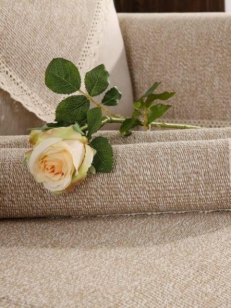 時尚簡約四季沙發巾 沙發墊防滑沙發套427 (110*210cm)