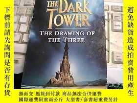 二手書博民逛書店THE罕見DARK TOWER  THE DRAWING OF