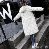 棉襖女新款寬鬆棉衣女中長款冬天外套女加厚ins羽絨棉服女裝  潮流衣舍