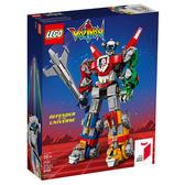 LEGO 樂高 IDEAS系列 21311 五獅王 Voltron 【鯊玩具Toy Shark】
