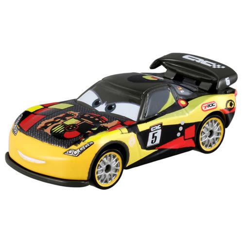 【奇買親子購物網】【TOMICA】CARS TOMICA 超跑版 Miguel Camino