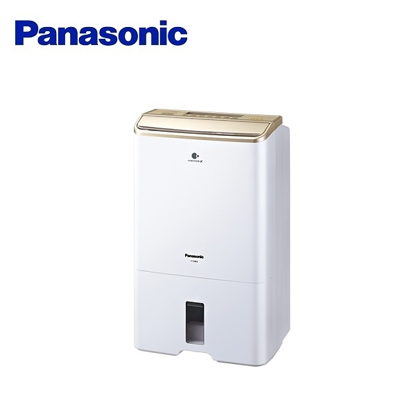 展示出清 Panasonic 國際 F-Y36EX 18公升除濕機 公司貨 香檳金 免運費 FY36EX