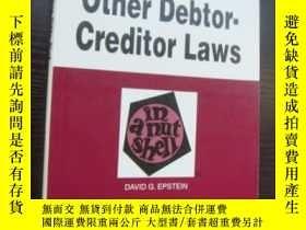 二手書博民逛書店West罕見Nutshell Series:Bankruptcy