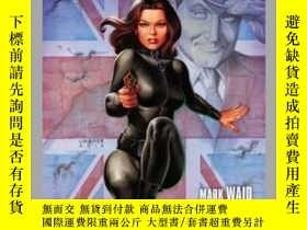 二手書博民逛書店Steed罕見and Mrs. Peel Vol. 1: A Very Civil ArmageddonY41