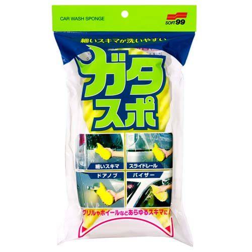 SOFT99 甲殼蟲超洗淨海綿