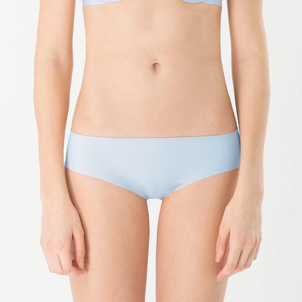 LeRêveParis  舒適無痕內褲 -優雅藍  特殊彈性織法,柔軟服貼、隱形無痕