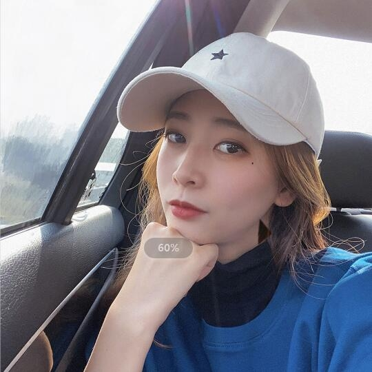 2020韓國新款帽子女韓版潮星星棒球帽男女情侶出游度假遮陽鴨舌帽 時尚芭莎
