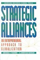 二手書博民逛書店《Strategic Alliances: An Entrepreneurial Approach to Globalization》 R2Y ISBN:0875845843