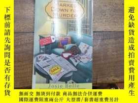 二手書博民逛書店marked罕見down for murderY271632 j
