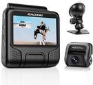 EAHCPAI 【美國代購】4K Pro行車記錄器 GPS前後雙攝像頭 WI-FI G傳感器WDR