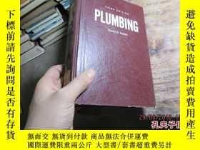 二手書博民逛書店plumbing罕見精 200919636 babbitt mc