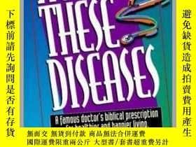 二手書博民逛書店None罕見of These Diseases-這些病都沒有Y361738 S. I. McMillen I