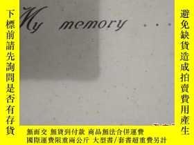 二手書博民逛書店My罕見memory(PHOTO ALBUM) :法國古典建築版