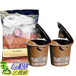 [美國直購 ShopUSA] Ekobrew™ Reusable Filters for Single Serve Brewers $1135