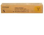CT200658   FujiXerox 原廠黃色碳粉(8K)  DocuPrint C2535