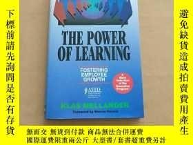 二手書博民逛書店The罕見Power of Learning: Fosterin
