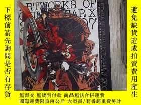 二手書博民逛書店(日文原版畫集)ARTWORKS罕見OF GUILTY GEAR