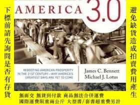 二手書博民逛書店America罕見3.0Y364682 Bennett, James C. Encounter Books,u
