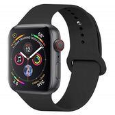 【美國代購】YANCH適用於Apple錶帶 軟矽膠運動帶更換腕帶相容iWatch系列4/3/2/1