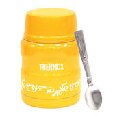 THERMOS膳魔師470ml不鏽鋼真空保溫食物罐 SK3000MR檸檬歐蕾YL