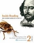 二手書博民逛書店 《Inside Reading 2: The Academic Word List in Context》 R2Y ISBN:0194416135│Zwier