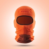防風面罩 冬季保暖頭套男自行車騎行面罩摩托車全護臉防風寒彈性壓縮運動帽新年提前熱賣