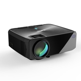 智慧投影儀家用小型便攜無線wifi家庭影院投影手機一體機墻投墻上看電影1080p NMS 樂活生活館