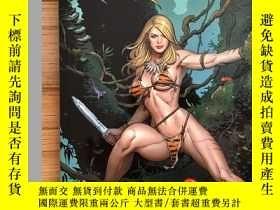 二手書博民逛書店罕見經典漫畫叢林女傑Y269772 Frank Cho Dyna