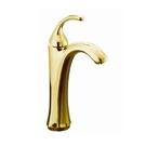 【麗室衛浴】美國KOHLER Forte® 奢華金 單槍加高碗盆龍頭 K-10217T-4-PGD