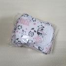 預購~BNN熔噴超立體3D口罩@兒幼童-白色熊貓有壓條@中層熔噴有檢驗報告 一盒50片 無痛耳帶
