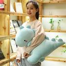 FB廣告熱銷 Q萌霸王龍抱枕可愛恐龍絨毛玩具布娃娃羽絨棉霸王龍40CM 【H80714】