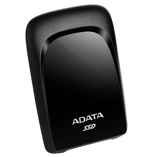 威剛ADATA SSD SC680 480G 外接式固態硬碟SSD(黑/藍)