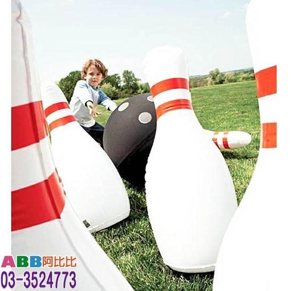 A1548★超大保齡球組充氣玩具#皮球海灘球大骰子色子充氣棒武器道具槌子錘子充氣槌