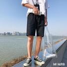 大碼運動中褲子男工裝短褲男士五分褲夏季韓版潮流休閒褲寬鬆wl3726badboy時尚