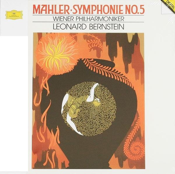 【停看聽音響唱片】【黑膠LP】Mahler - Symphony No. 5 - Leonard Bernstein : Wiener Philharmoniker