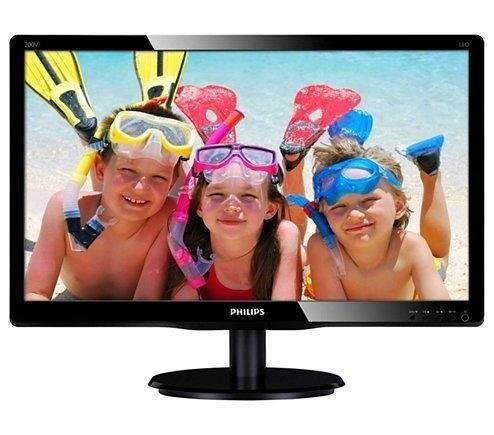 PHILIPS 200V4QSBR 20型MVA寬螢幕【刷卡分期價】