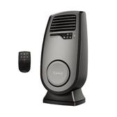 美國LASKO 黑麥克 3D熱波渦輪循環暖氣流多功能陶瓷電暖器(智能定時) CC23152TW 比漾廣場