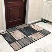 門墊北歐式地毯地墊門墊進門入戶門口門廳吸水防滑蹭腳墊客廳墊子LX 【熱賣新品】