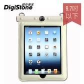 【免運費】DigiStone iPad 9.7吋平板電腦防水袋/保護套/可觸控(溫度計型)適9.7吋以下平板-白色x1P